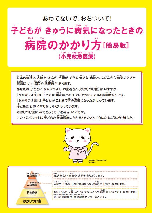 やさしい日本語版