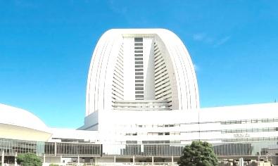 パシフィコ横浜 建物
